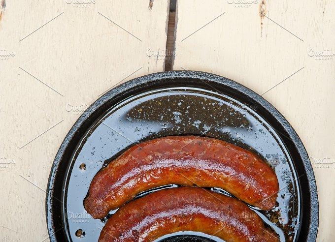 beef sausages 024.jpg - Food & Drink