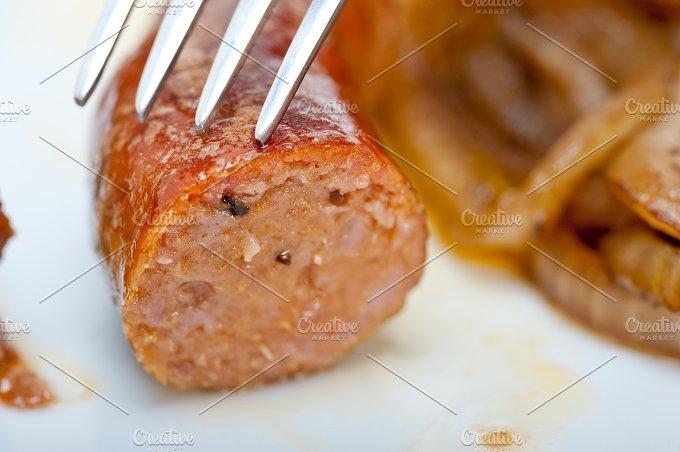 beef sausages 035.jpg - Food & Drink