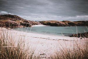A Beach on the Coast of Scotland