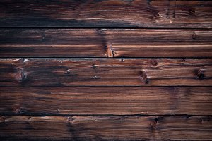 Rustic Wooden Texture Pattern