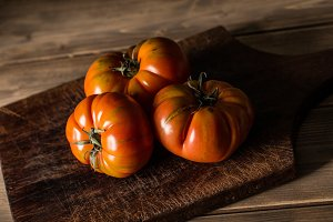 Fresh raf tomatoes