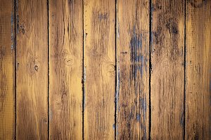 Rustic Yellow Wooden Background v2