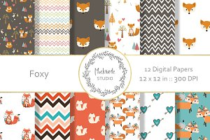 Fox Digital Paper