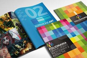 Foliomania the designer portfolio