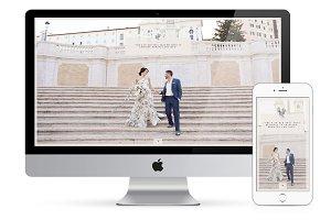 Henrietta- Showit Website Template