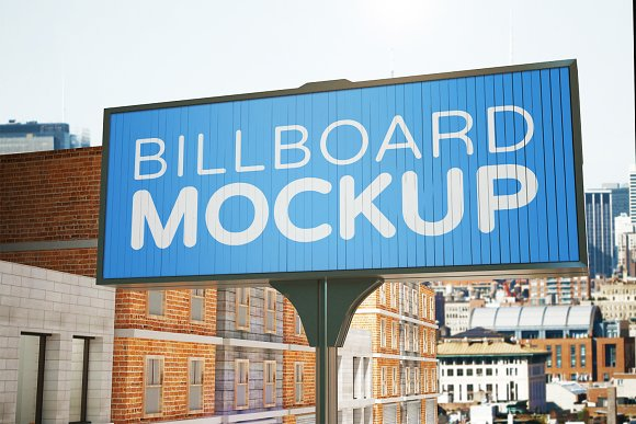 Billboard Mockup #R9