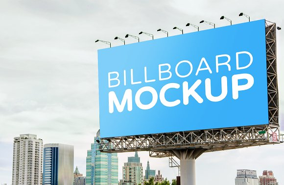 Billboard Mockup #R10