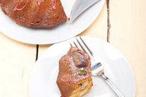 festive chestnut dessert cake 003.jpg