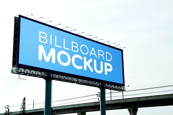 Billboard Mockup #R15