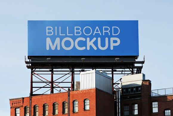 Billboard Mockup #R16