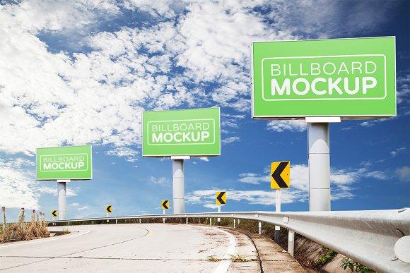 Billboard Mockup #R27