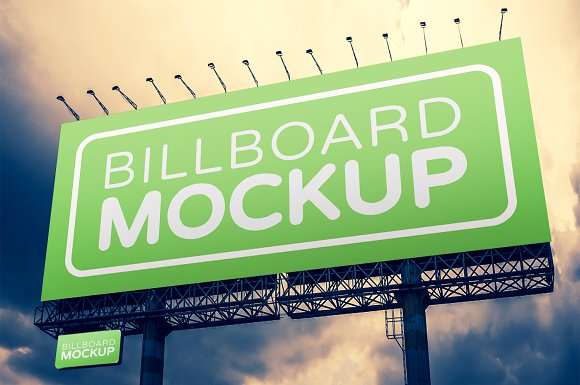 Billboard Mockup #R33
