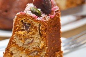 festive chestnut dessert cake 021.jpg