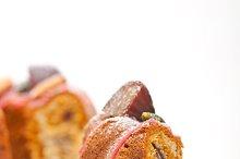 festive chestnut dessert cake 022.jpg