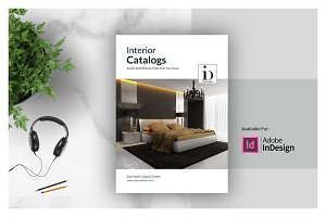 Interior Brochures / Catalogs