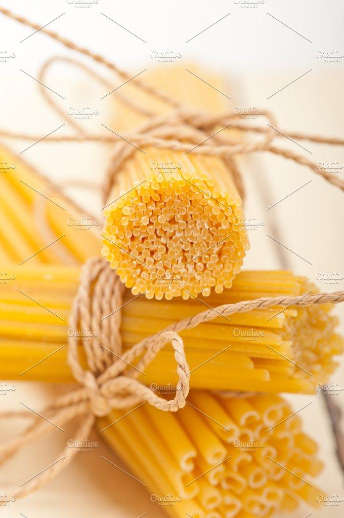 Italian raw pasta 030.jpg - Food & Drink