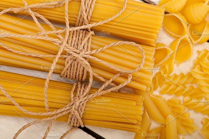 Italian raw pasta 039.jpg - Food & Drink