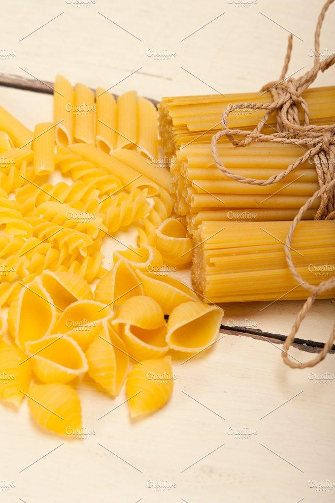 Italian raw pasta 051.jpg - Food & Drink