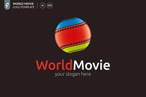 World Movie Logo
