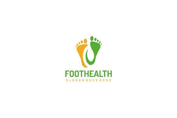Feet Health Logo
