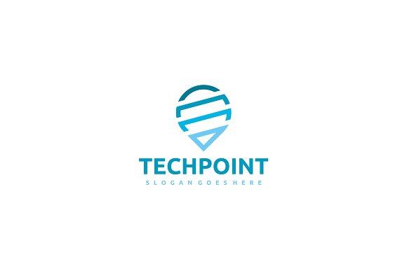 Tech Point Logo