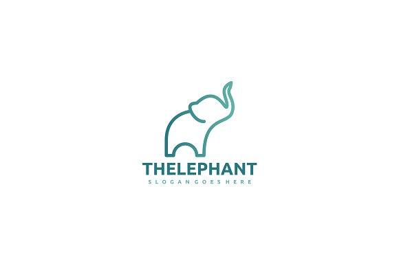 Elephant Logo in Logo Templates