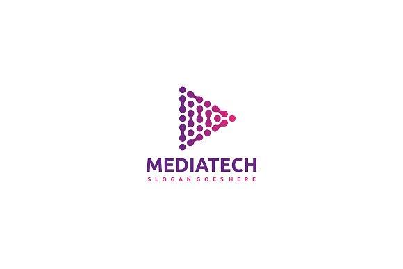 Media Technology Logo