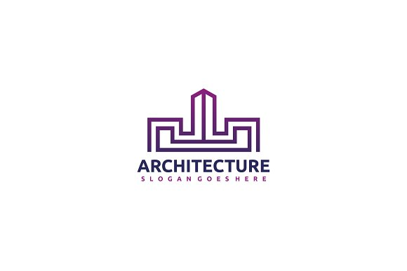 Architecture And Real Estate Logo