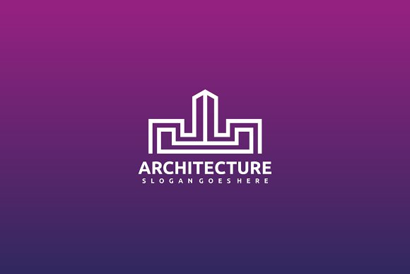 Architecture and Real estate Logo in Logo Templates - product preview 1