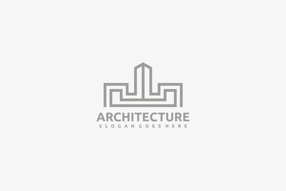 Architecture and Real estate Logo in Logo Templates - product preview 2