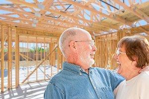 Senior Couple In Home Site