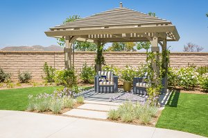 Beautiful Yard Pergola Patio Cover