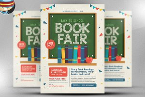 Back to School Book Fair