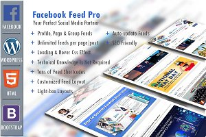 Facebook Feed Pro WordPress Plugin
