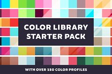 Color Library Starter Pack