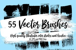 55 Vector Brushes