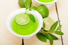 mint tea infusion with lime 049.jpg