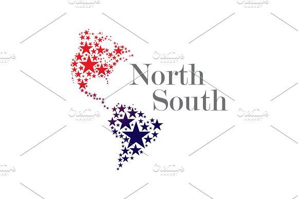 North South Logo