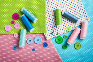 items for sewing