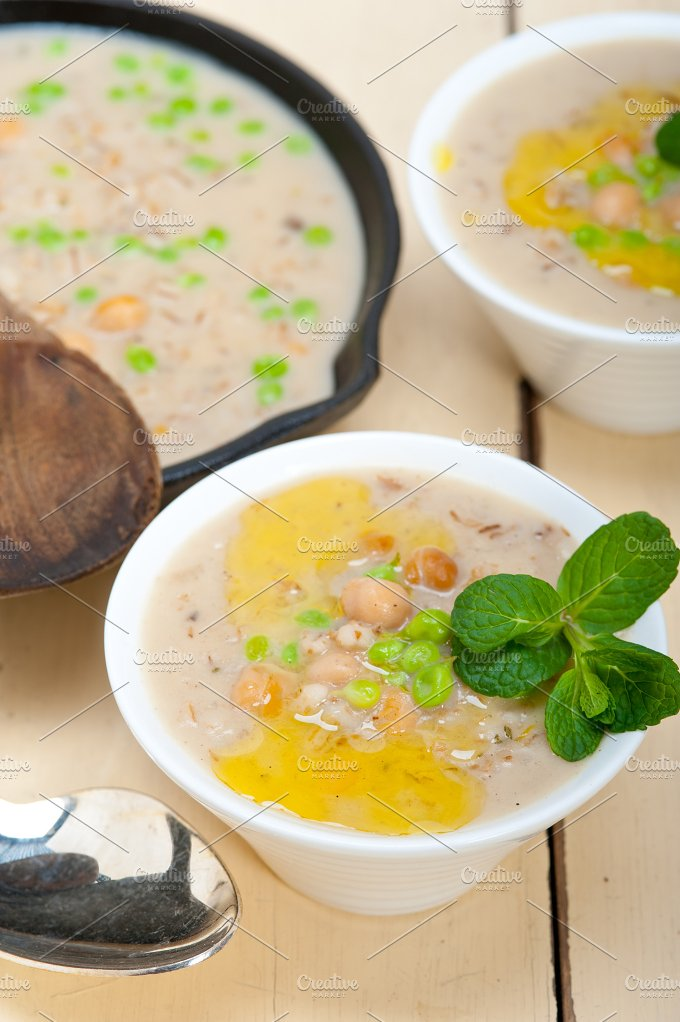 cereals and legumes soup 010.jpg - Food & Drink