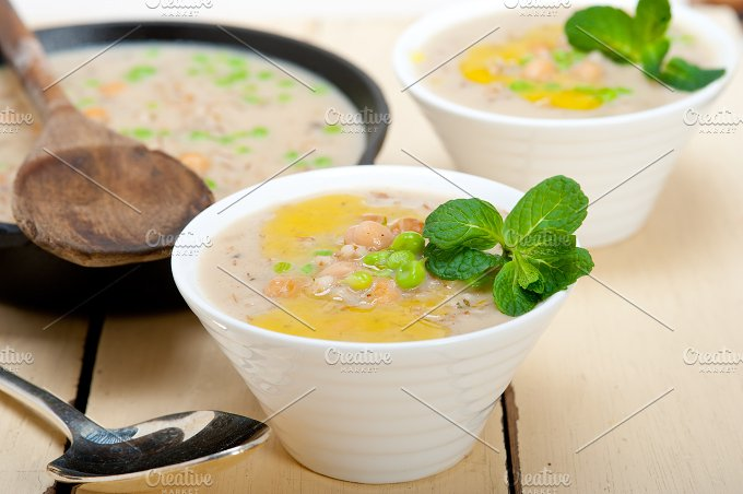 cereals and legumes soup 011.jpg - Food & Drink