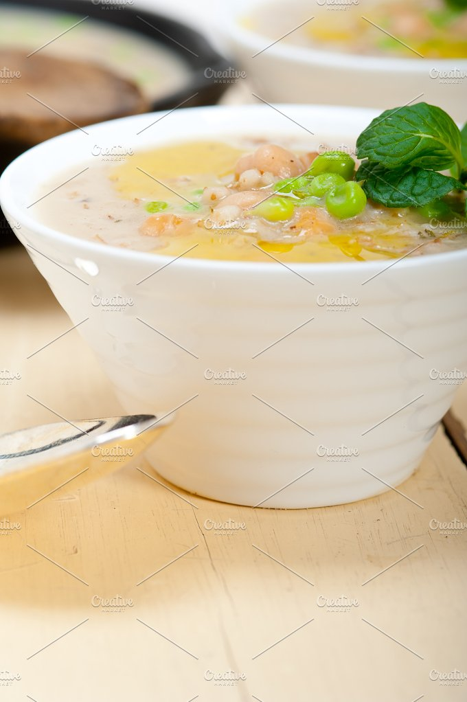 cereals and legumes soup 026.jpg - Food & Drink