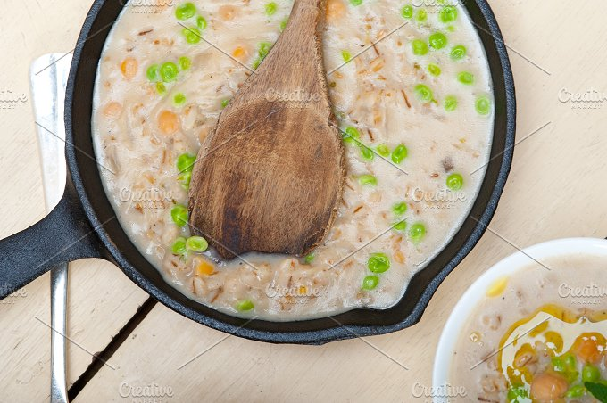 cereals and legumes soup 036.jpg - Food & Drink
