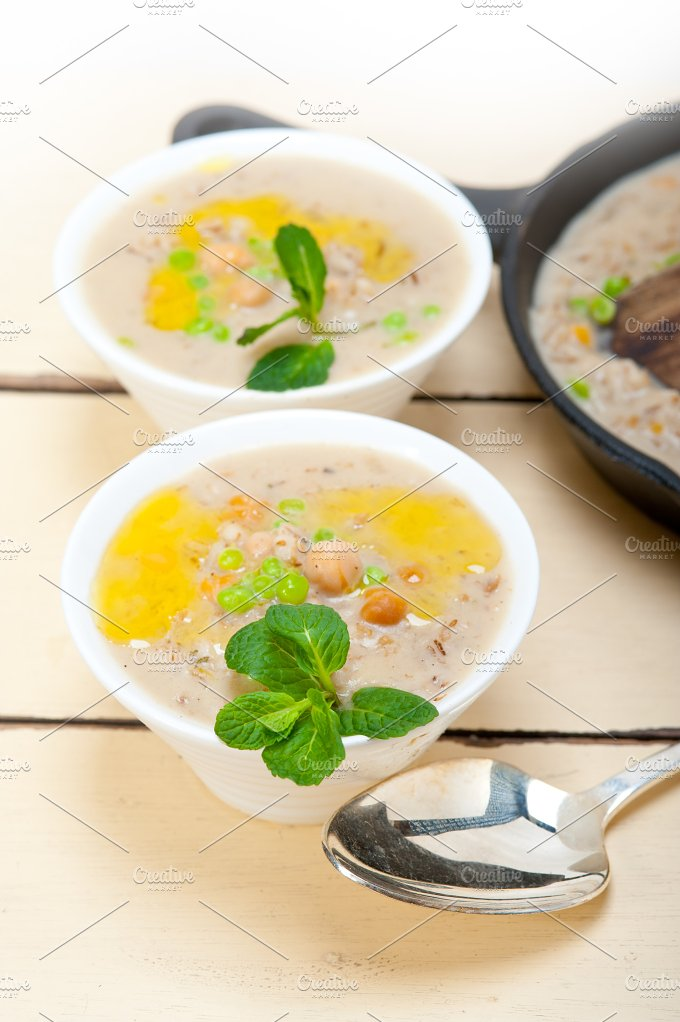 cereals and legumes soup 044.jpg - Food & Drink
