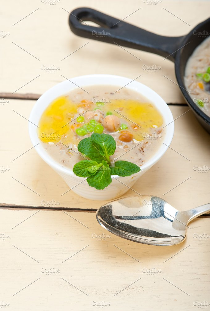 cereals and legumes soup 043.jpg - Food & Drink