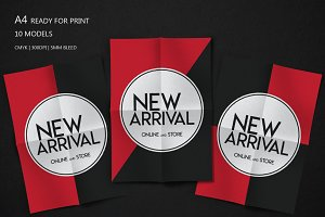 A4 - NEW ARRIVAL