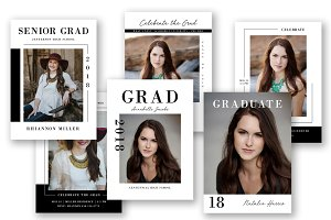 Senior Grad Card Bundle