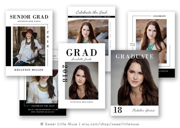 Senior Grad Card Bundle