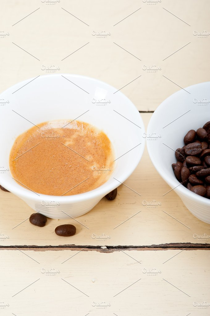 espresso coffee and beans 008.jpg - Food & Drink