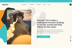 Vasco - WordPress Travel Blog Theme